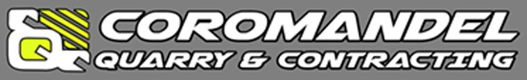 Coromandel Quarry & Contracting Retina Logo
