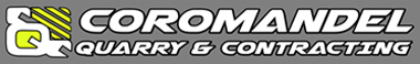 Coromandel Quarry & Contracting Logo