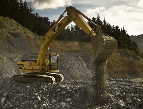 CAT-325 Excavator